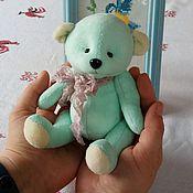 Куклы и игрушки ручной работы. Ярмарка Мастеров - ручная работа Мятный зефирка. Handmade.
