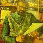 Писатель Георгий Баженов - Ярмарка Мастеров - ручная работа, handmade
