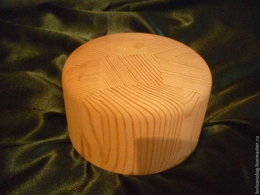 Манекены ручной работы. Ярмарка Мастеров - ручная работа. Купить ТУЛЬЯ ПЛОСКАЯ. Handmade. Оранжевый, фетр, дерево, лак водостойкий