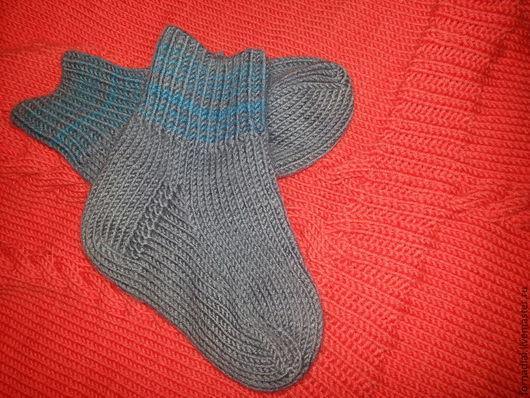 Носки, гольфы, гетры ручной работы. Ярмарка Мастеров - ручная работа. Купить Носки из шерсти. Handmade. Шерстяные носки