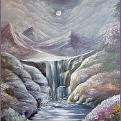 Картины и панно handmade. Livemaster - original item Painting landscape