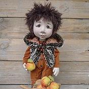 Куклы и игрушки ручной работы. Ярмарка Мастеров - ручная работа Лесные чудики-Ежик. Handmade.