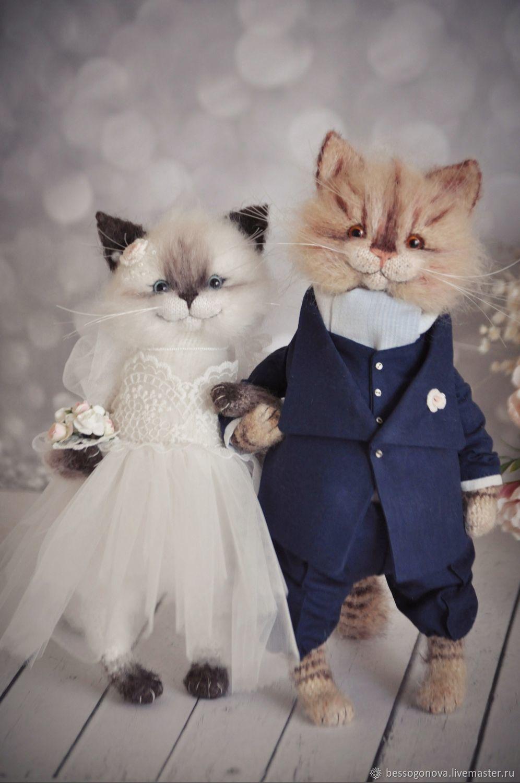 Свадебная пара, Тедди Зверята, Северодвинск,  Фото №1