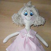 Куклы и игрушки ручной работы. Ярмарка Мастеров - ручная работа Авторские куклы. Handmade.