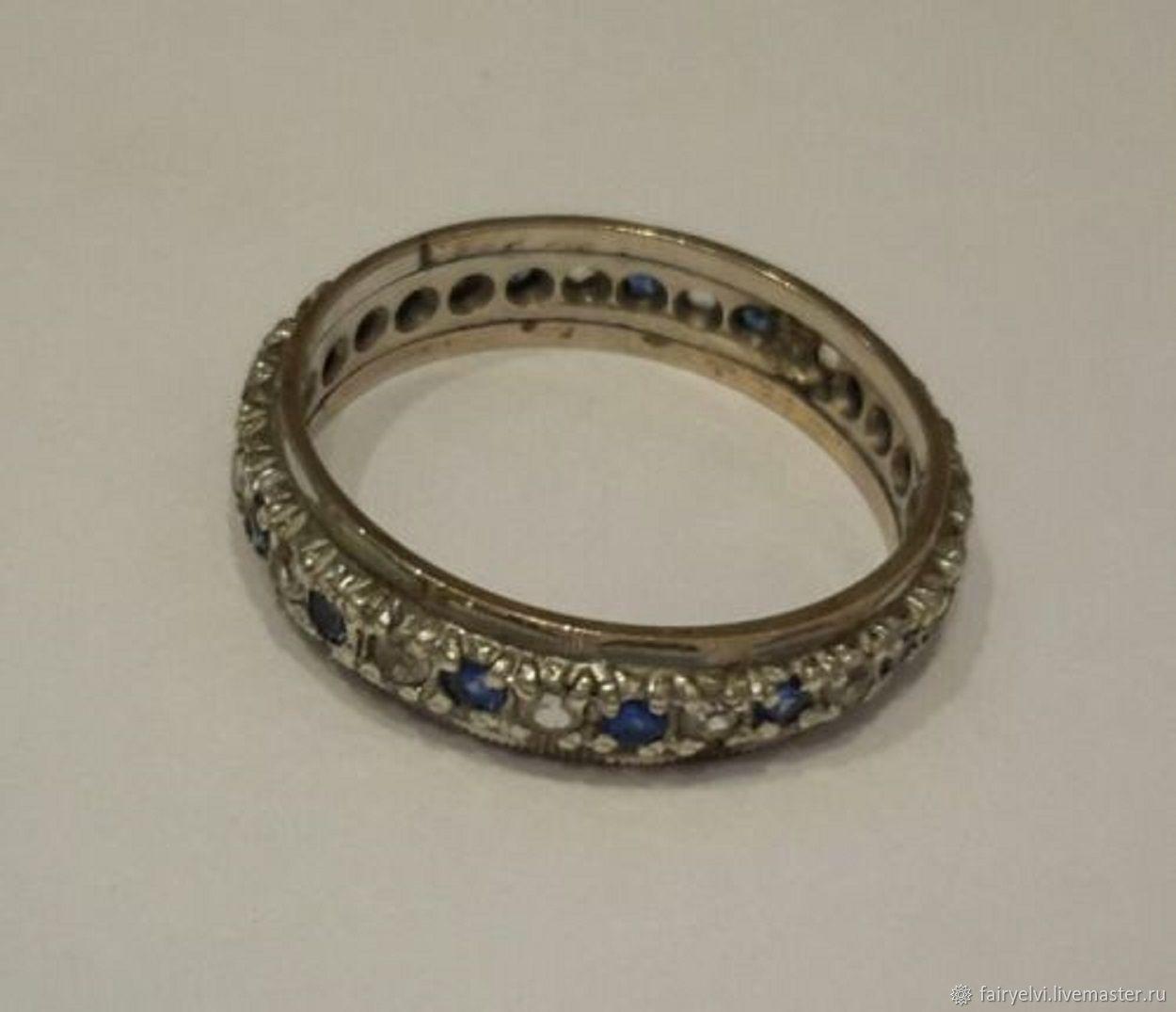 978ceeb61d53 Ярмарка Мастеров - ручная работа. Купить Винтаж  Антикварное золотое кольцо,  ...