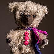 Куклы и игрушки ручной работы. Ярмарка Мастеров - ручная работа Мишка светлый. Handmade.