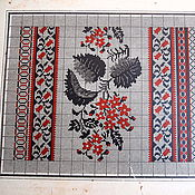 Винтаж handmade. Livemaster - original item Your booking of a Vintage pattern for embroidery, 19th century, 5 sheets for 500 rubles.. Handmade.