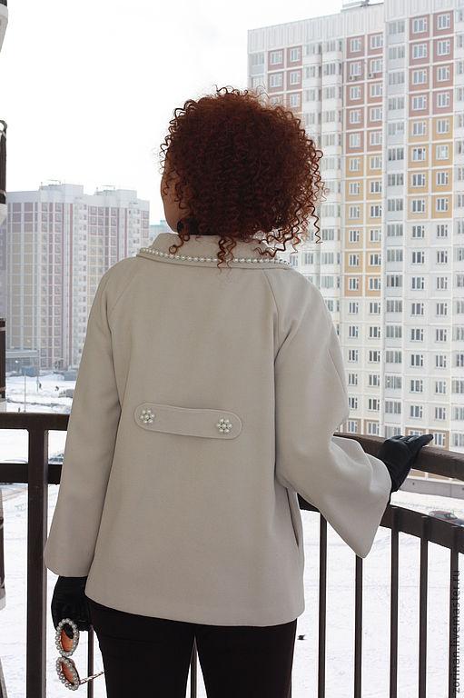 Верхняя одежда ручной работы. Ярмарка Мастеров - ручная работа. Купить Встречаем весну в стиле 60-х !!!!!!!. Handmade.