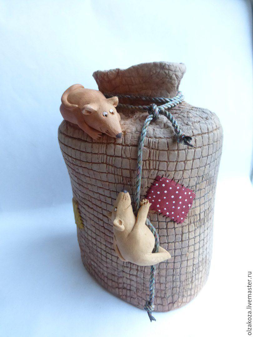 Piggy-bag of mice, Piggy Bank, St. Petersburg,  Фото №1