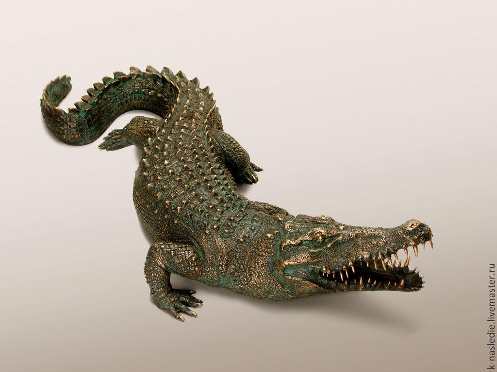 Марка с крокодилом belgie монеты