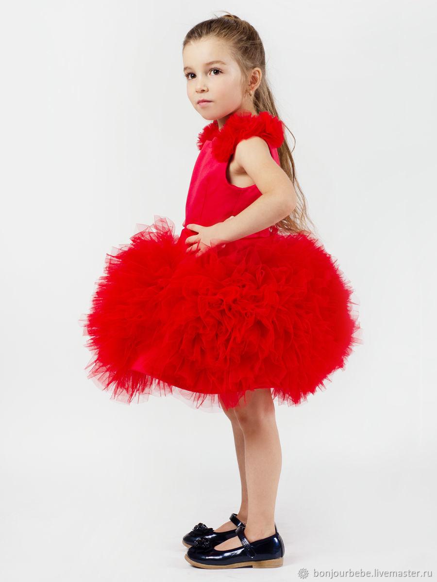 """Платье нарядное для девочки """"Bambina"""""""