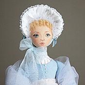 Куклы и игрушки ручной работы. Ярмарка Мастеров - ручная работа Эмма - авторская текстильная кукла. Handmade.