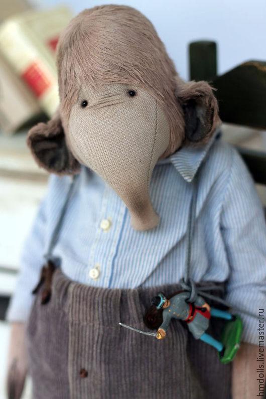 Мишки Тедди ручной работы. Ярмарка Мастеров - ручная работа. Купить Витя. Handmade. Тедди, ретро, опилки