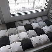 Lodge handmade. Livemaster - original item Pad bed for animals. Handmade.