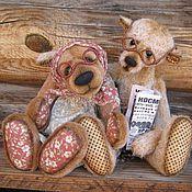 Куклы и игрушки ручной работы. Ярмарка Мастеров - ручная работа Дед Игнат и бабка Акулина.. Handmade.