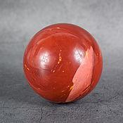 Фен-шуй и эзотерика handmade. Livemaster - original item 61 mm ball of jasper flourite.Sphere.Amulet stone, talisman. Handmade.