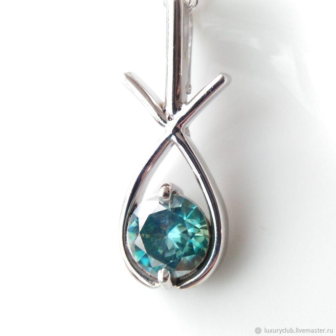 Pendant with a diamond 'Arizona' buy, Pendants, Tolyatti,  Фото №1