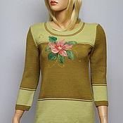"""Одежда ручной работы. Ярмарка Мастеров - ручная работа Джемпер """"Шери"""" 44- 46 р. Handmade."""