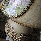 """Ночники ручной работы. Ярмарка Мастеров - ручная работа Ночник """"Букетики"""". Handmade."""