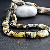 Украшения handmade. Livemaster - original item Stylish beads from Kaliningrad amber. Handmade.