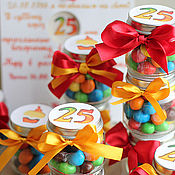 """Свадебный салон ручной работы. Ярмарка Мастеров - ручная работа Бонбоньерки """"Candy"""". Handmade."""