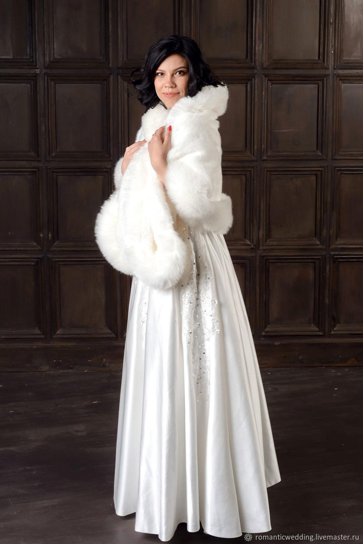 накидка для свадебного платья фото манчестер