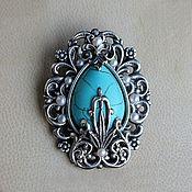 Украшения handmade. Livemaster - original item Vintage brooch handmade