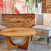 Для дома и интерьера handmade. Livemaster - original item Table coffee