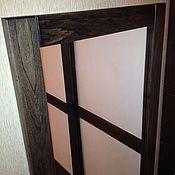 Для дома и интерьера ручной работы. Ярмарка Мастеров - ручная работа Зеркало классическое из массива осины. Handmade.