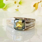 Украшения handmade. Livemaster - original item 20p diamond Ring