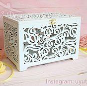 Свадебный салон handmade. Livemaster - original item Wedding Treasury with floral ornament. Handmade.