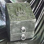 Для дома и интерьера handmade. Livemaster - original item Box money