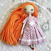 Куклы и игрушки ручной работы. Ярмарка Мастеров - ручная работа Кукла для девочки от 5 лет.1000 р без одежды. Handmade.