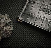 Сумки и аксессуары handmade. Livemaster - original item Clip // Croc.. Handmade.