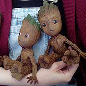 Куклы и игрушки ручной работы. Ярмарка Мастеров - ручная работа Груд. Handmade.