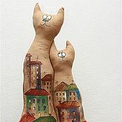 "Чердачная кукла ручной работы. Ярмарка Мастеров - ручная работа Чердачная кукла ""Амур-мур-мур"". Handmade."