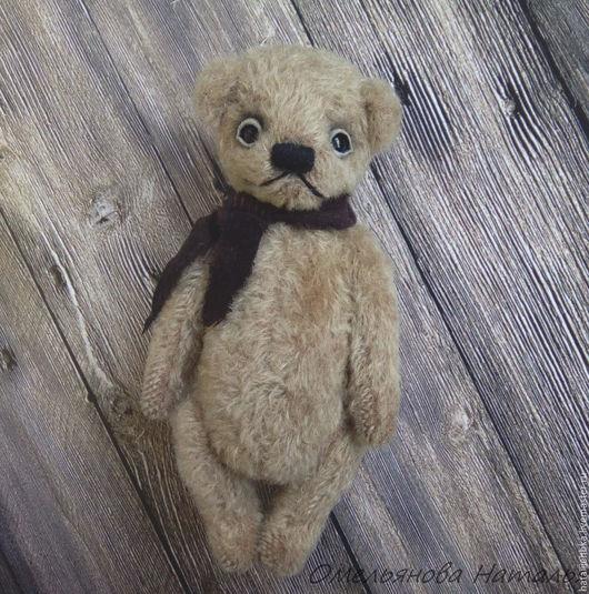 Мишки Тедди ручной работы. Ярмарка Мастеров - ручная работа. Купить Мишка тедди. Handmade. Тедди, теддик