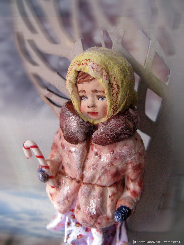 Лиля с леденцом, Елочные игрушки, Тюмень,  Фото №1
