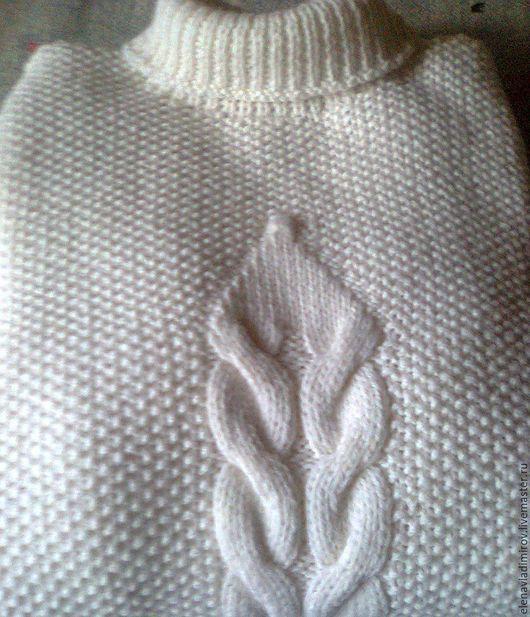 Кофты и свитера ручной работы. Ярмарка Мастеров - ручная работа. Купить Свитерок  Снежинка. Handmade. Белый, свитер женский