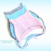 Работы для детей, handmade. Livemaster - original item Cap for a newborn baby