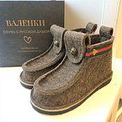 Обувь ручной работы handmade. Livemaster - original item boots: Men`s boots in THE Gucci style for the street. Handmade.