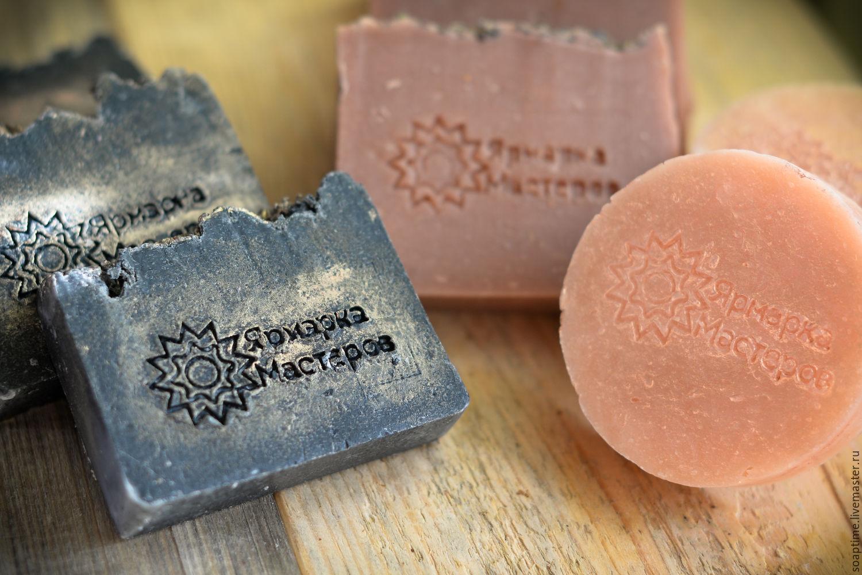 Как сделать мыло с логотипом своими руками