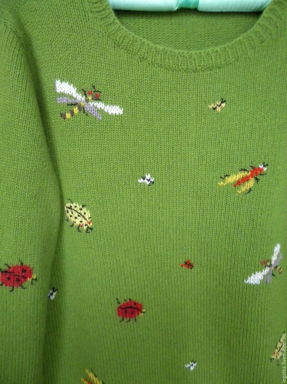 Звезды в вязаной одежде / трикотажная одежда