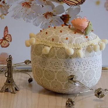 Куклы и игрушки ручной работы. Ярмарка Мастеров - ручная работа Пироженое Утро в Париже. Handmade.