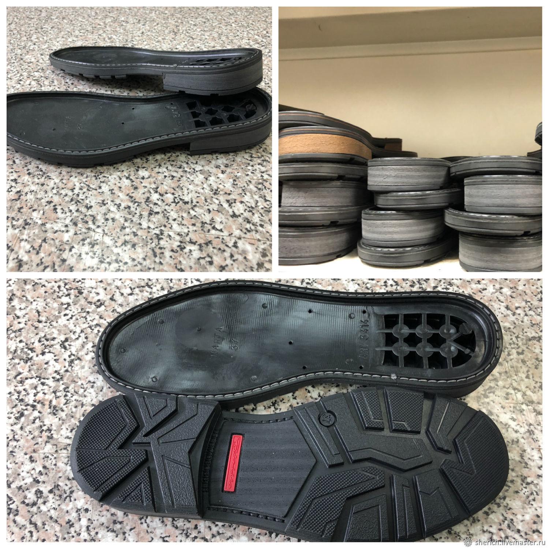 Валяние ручной работы. Ярмарка Мастеров - ручная работа. Купить Подошва для изготовления валяной обуви MARTA. Handmade. Подошва