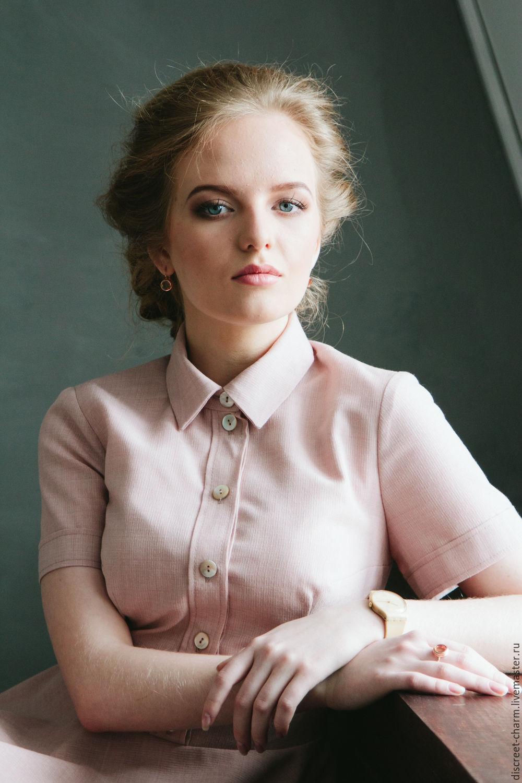 Заказать Розовое Платье