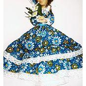 Куклы и игрушки ручной работы. Ярмарка Мастеров - ручная работа Кукла Ромашка. Handmade.
