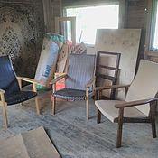 Для дома и интерьера ручной работы. Ярмарка Мастеров - ручная работа кресла. Handmade.