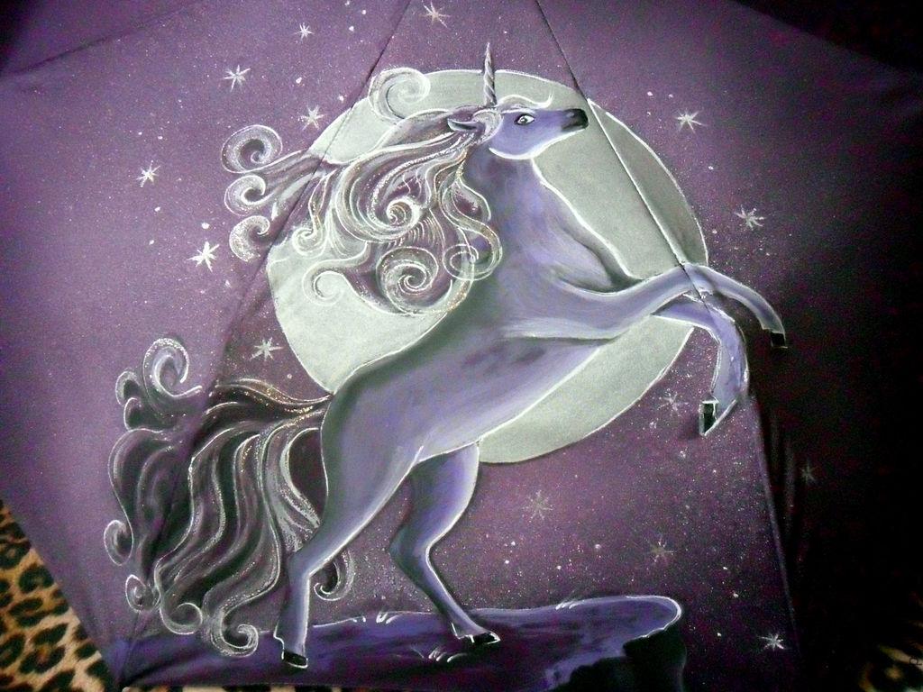Рисунок для росписи зонтов