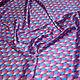 Натуральный шелк(5), Италия. Ткани. Ткани Итальянские. Ярмарка Мастеров. Фото №5